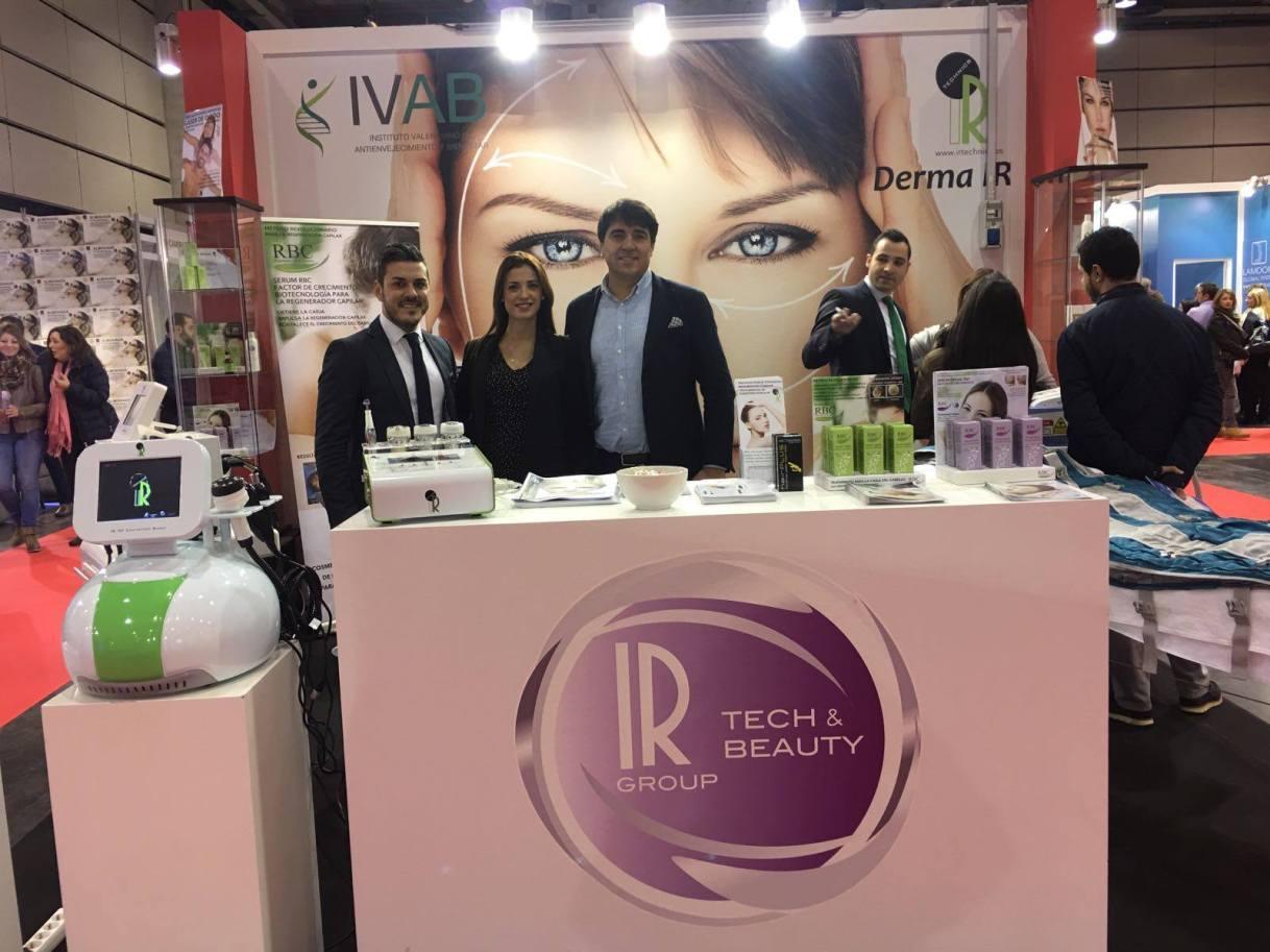 IR Group en BeautyValencia