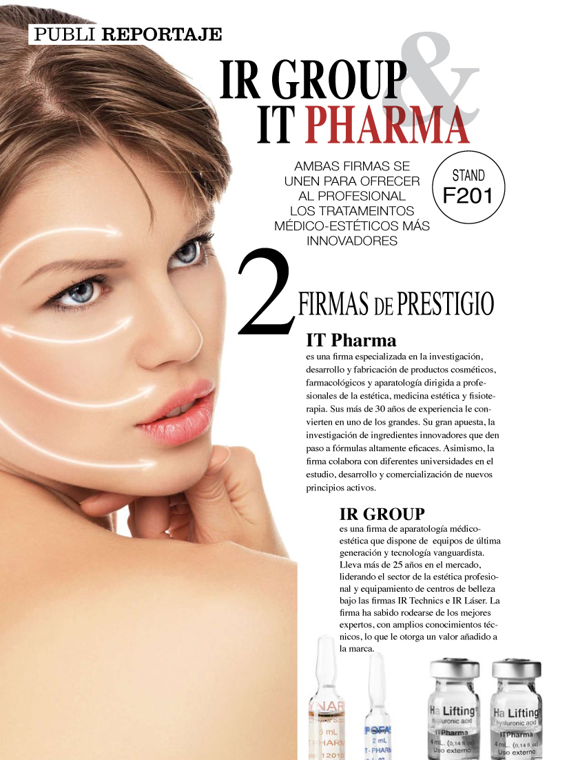 Reportaje IR Group + ITPharma