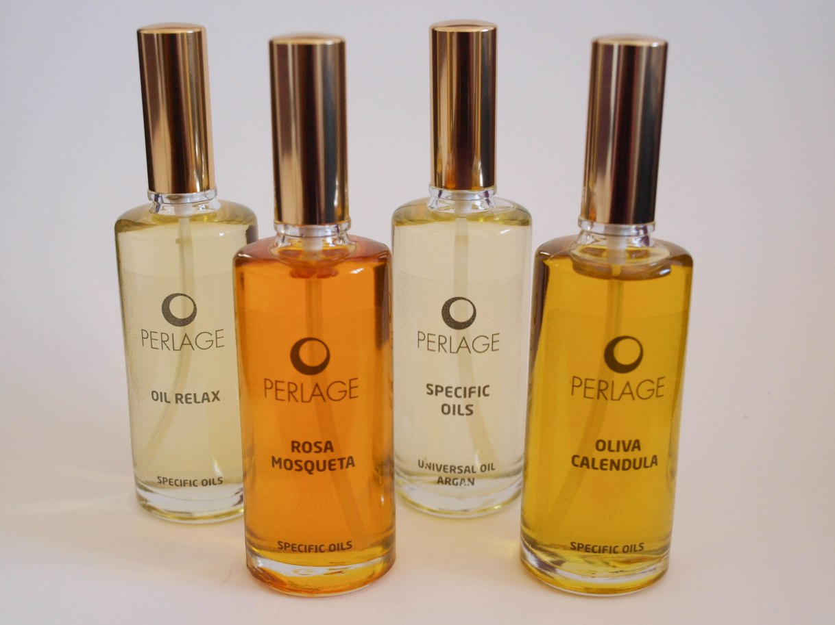 Specifics Oils Perlage